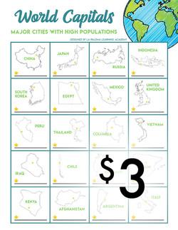 soc world capitals 3