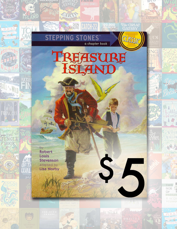 Treasure Island Book Quiz