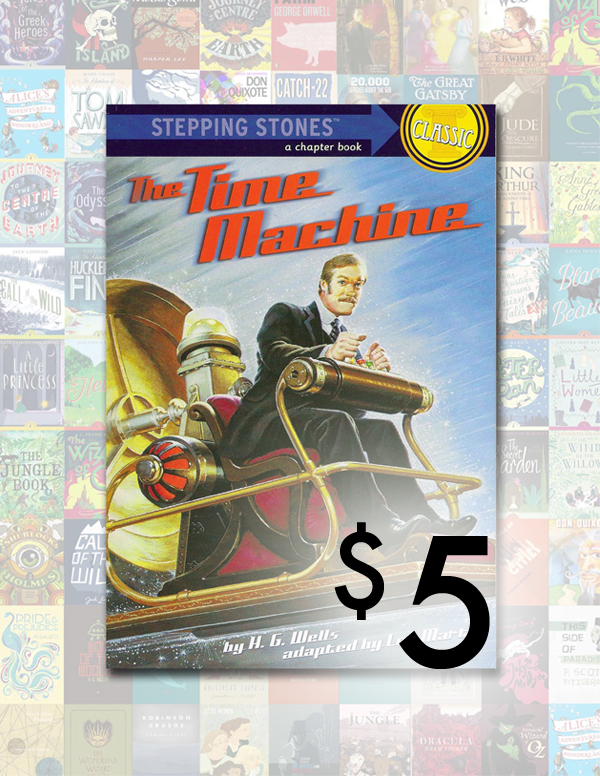 The Time Machine Book Quiz