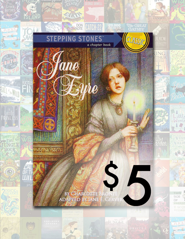 Jane Eyre Book Quiz