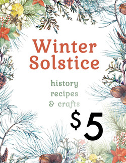 Solstice Activity Packet