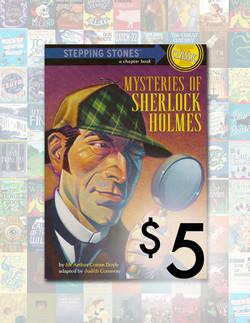 Sherlock Holmes Book Quiz