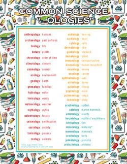 Sci -ologies