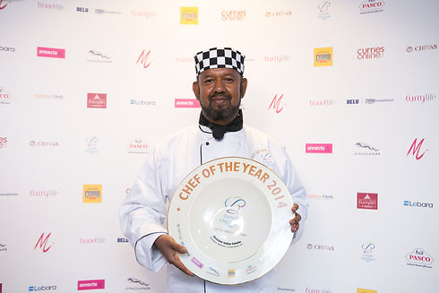 Image of executive sched Boshiur Rahman voted one of the best curry chefs in the UK