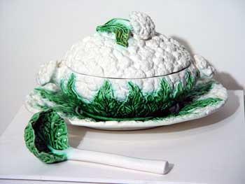 Cauliflower Tureen