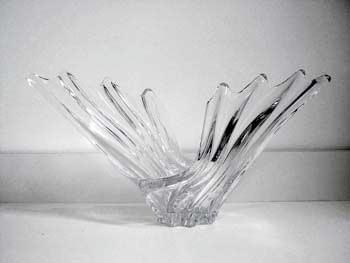 Art Glass Vase 1950