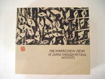 100 View Japanese Woodblock