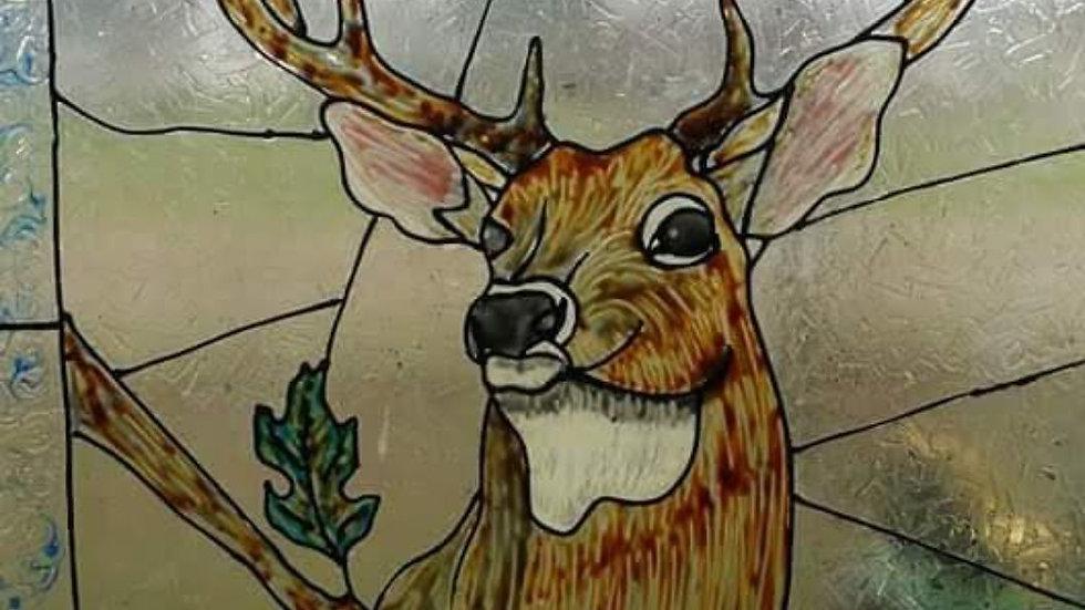 deer gallery glass