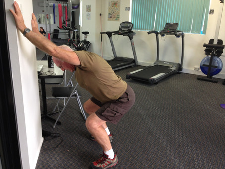 Balance Training for Fall Prevention