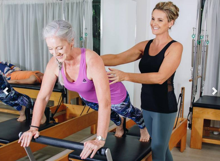 Pilates and Osteoarthritis
