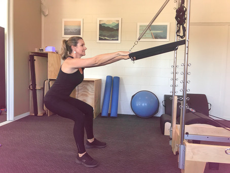 How Reformer Pilates Can Help with Back Pain