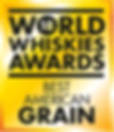 World Whiskies Award Best American Grain