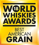 World Whiskies Award Best American Grain