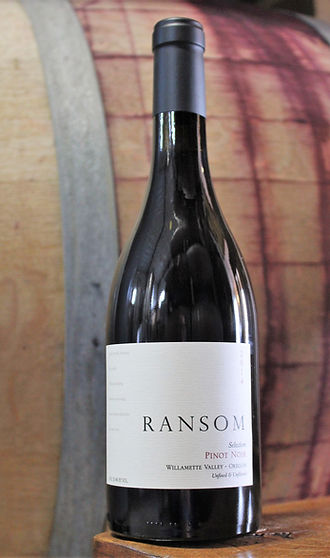 Ransom 2014 Selection Pinot Noir
