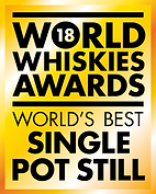 World Whiskies Award Best Pot Still