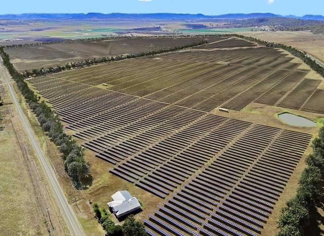 Solar Energy Farms