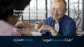 Succession Planning for Private Business