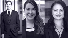 Cleary Hoare Promotes Three!