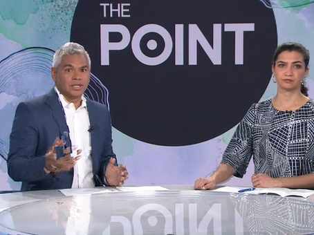 CDP PROGRAM ON SBS' THE POINT