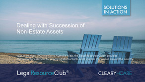 Dealing with Succession of Non-Estate Assets