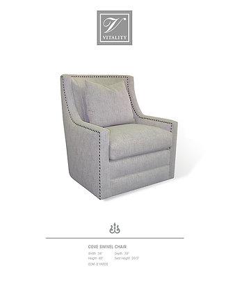 Cove Swivel Chair