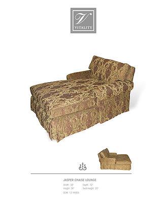Jaspar Chaise Lounge