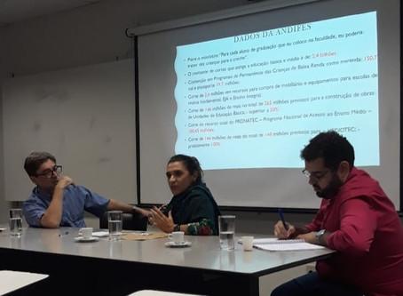 Conjuntura político-econômica da Educação no Brasil