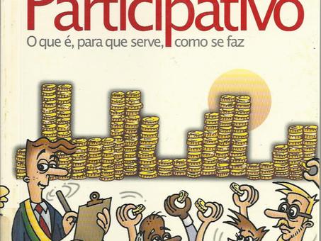 """Livro """"Orçamento Participativo: o que é, para que serve, como se faz"""""""