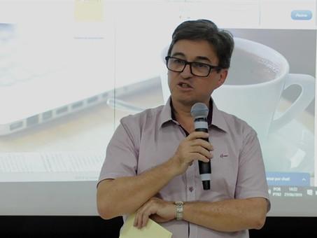 Palestra sobre Orçamento Público na Escola do Legislativo - Piracicaba