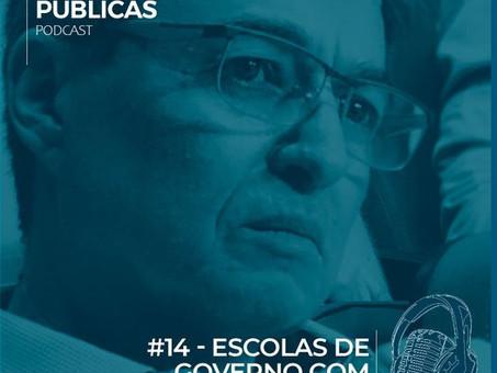 Podcast Campo de Públicas - Escola de Governo