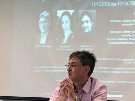 Jornada reúne vereadores e assessores parlamentares na UNESP de Araraquara