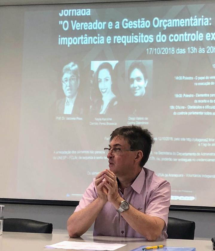 Prof. Dr. Valdemir Pires