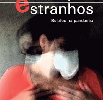 """Livro """"Tempos estranhos"""""""