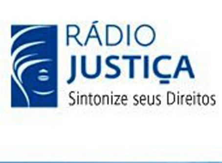 Rádio Justiça:  Valdemir Pires explica como as autoridades podem agir sobre entidades religiosas que