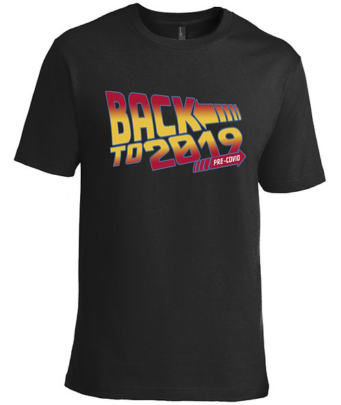 Back To 2019 Tee