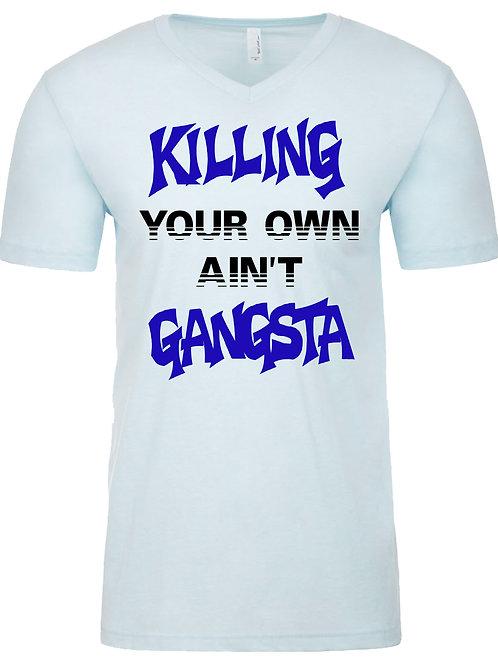 Ain't Gangsta V-neck
