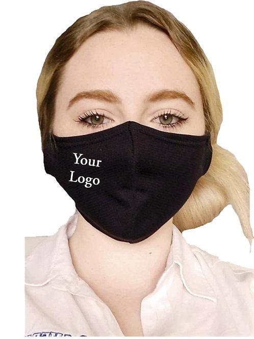 Black Poly Mask