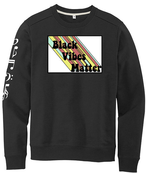 BVM Black Crewneck