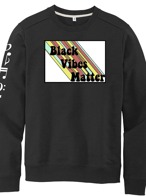 BVM Black Crewneck