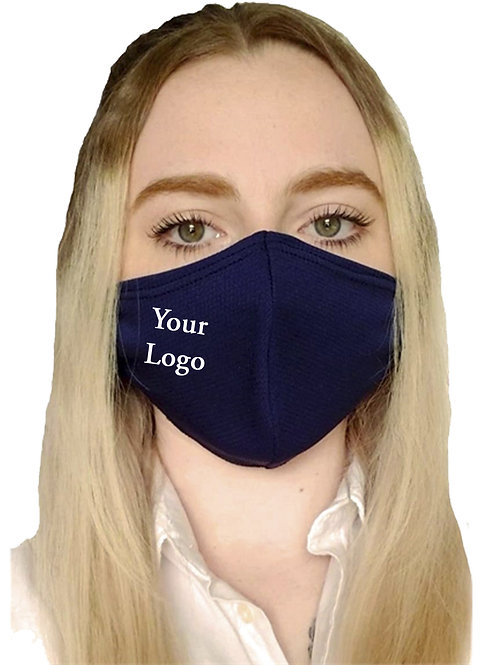 Navy Poly Mask