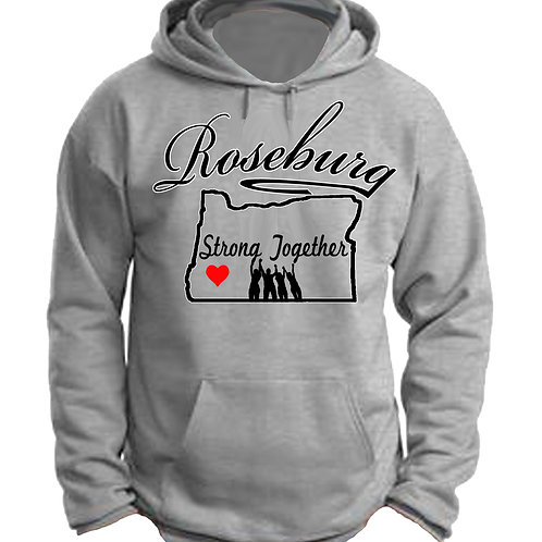 Roseburg Strong Hoodie