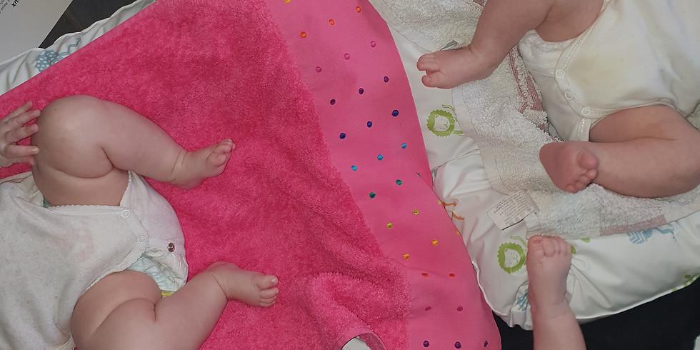 Cursus complet massage bébé en groupe septembre 2020
