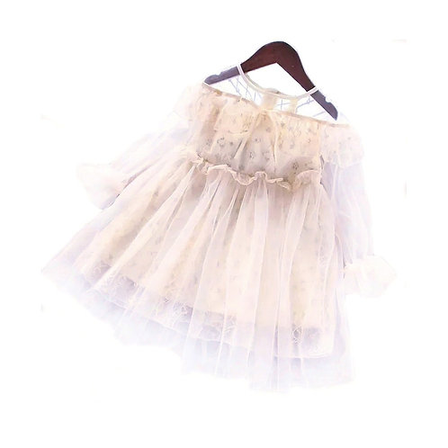 Layla Lacey tulle dress