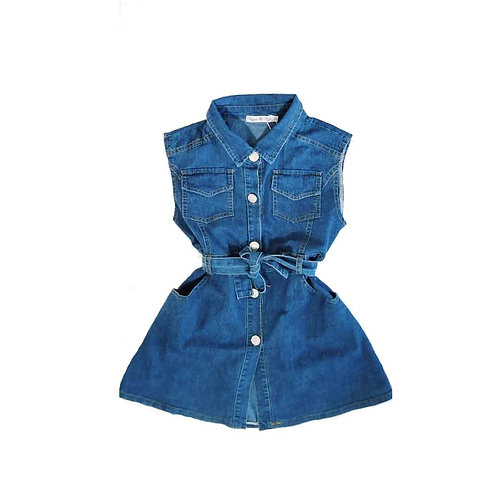 Jackie Denim dress