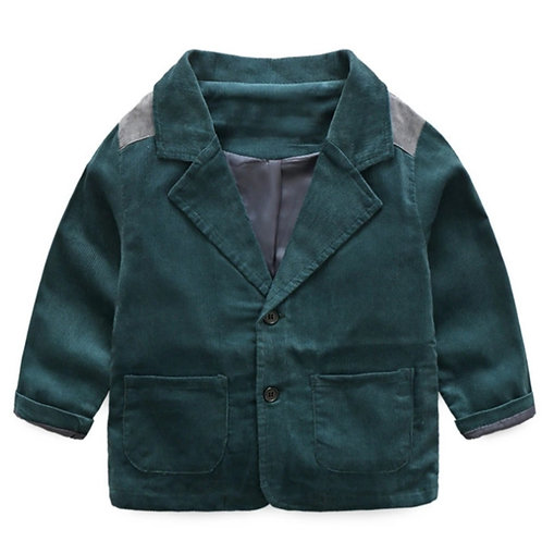 Ethan corduroy jacket 3 pc set