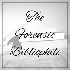 The Forensic Bibliophile