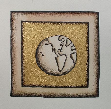 Earth Study (Gold).jpg