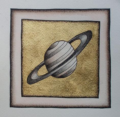 Saturn Study (Gold).jpg