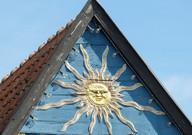 Passt die Sonne auf ihr Dach?