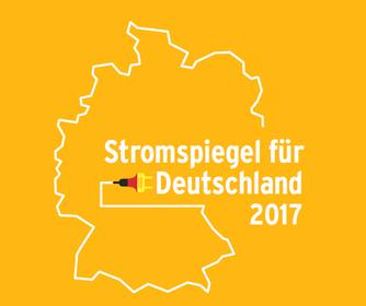 Stromspiegel 2017 veröffentlicht